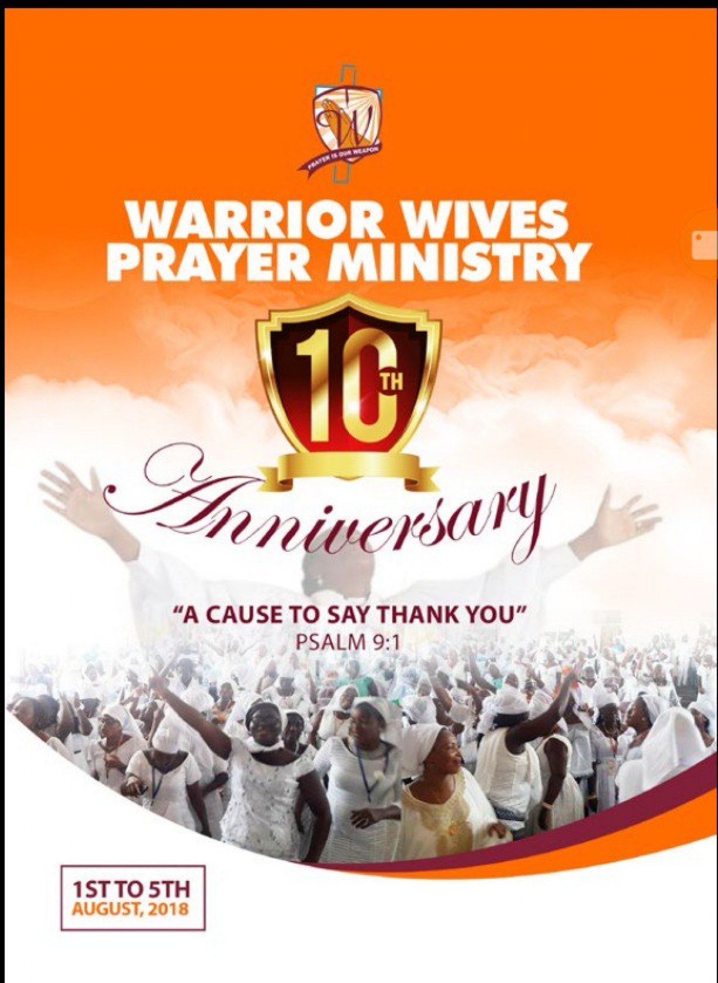 Warrior Wives Prayer Ministry