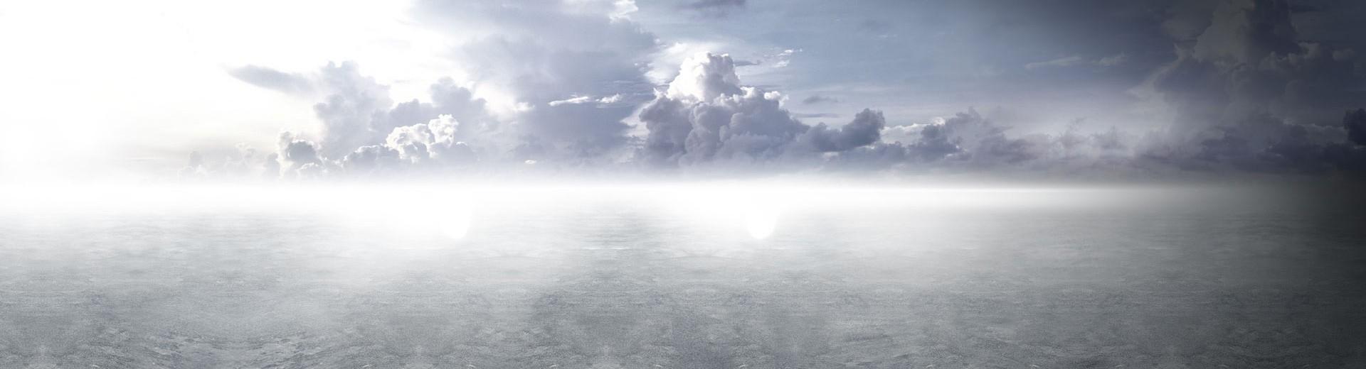 A calming storm